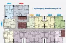 Chính chủ bán lại căn hộ Carillon 5, Q. Tân Phú. LH ngay để chọn vị trí đẹp, 096.55.99.777