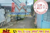 Bán Đất Đường Hẻm Ô Tô Nhà Chung, Phường 3, Đà Lạt Giá 2.25 Tỷ. LH: 0947 981 166