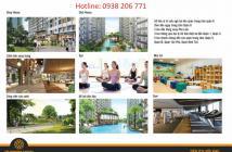 Bán gấp căn hộ 2PN,ban công, view đẹp, căn hộ ngay trung tâm Quận 6, LH: 0938206771
