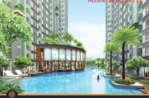 Căn hộ mặt tiền Lý Chiêu Hoàng, Quận 6. Giá chỉ 1.45 tỷ cho căn 2PN, 50m2. LH: 0938206771