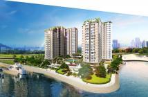 Căn hộ 3 mặt View sông Q.8 - Full nội thất cao cấp - Kết nối MT đường Tạ Quang Bửu - Gía chỉ 1,1tỷ