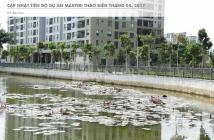 Kẹt tiền, bán gấp căn hộ Masteri Thảo Điền, 2 PN, căn góc, 3.1 tỷ