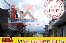 Bán Nhà KQH Trần Anh Tông, Phường 8, Đà Lạt Giá 3.3 Tỷ. LH: 0947 981 166