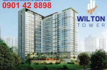 Định cư nước ngoài, bán gấp CH Officetel dự án Wilton Tower giá sốc, LH 0901.428898