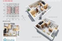 Bán căn hộ Osimi Tower gò vấp chủ đầu tư ANI giá 1,6 tỷ căn 68m2