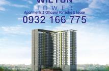 PKD Wilton Tower Bình Thạnh bán căn hộ offictel, 1-3 PN giá gốc, tặng 1 năm phí quản lý, Hotline 0932.166.775