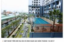 Bán căn hộ oficetel M-one nam Sài Gòn giá 1,35 tỷ. 01633322911