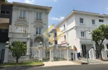Cho thuê căn biệt thự tứ lập Mỹ Phú - Phú Mỹ Hưng - Quận 7, 16x16m, nhà đẹp, nội thất sang trọng