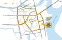 Căn hộ view sông, nhận ngay cặp vé đi Hồng Kông, nội thất thông minh, LH: 0909 759 112