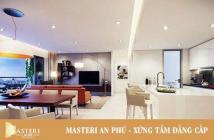 Chính chủ cần bán căn 2PN, 2WC, Masteri, Q2, hoàn thiện, 3.2 tỷ. LH 0902 995 882