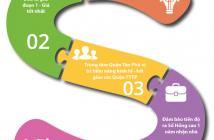 1.8 tỷ căn hộ Đầm Sen 2PN, thanh toán 71% nhận nhà, chiết khấu 5%, tặng 2 năm phí quản lý