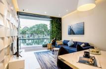 Cho thuê căn hộ chung cư Q7 An Gia Riverside, không gian đẹp nhìn ra sông Sài Gòn, nhà trống, mới 100%.