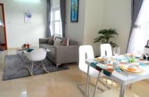 BÁN CĂN HỘ TDH PHƯỚC LONG - 65M2 - căn góc - 2 phòng ngủ - 2 nhà vệ sinh - view về q1 rất dẹp, đầy đủ nội thất, vào ở ngay