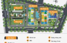 Mở bán NOXH Quận 6 - giá 20tr/m2 - diện tích 30-60m2