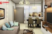 Căn hộ Conic Riverside đường Tạ Quang Bửu nối dài. Giá từ 1,1 tỷ, trả trước 165tr sở hữu, vay 70%