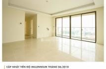 Chính chủ cần bán căn 3PN millennium, tầng trung view hồ bơi, 6.8 tỷ. LH 0902 995 882