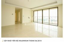 Cần bán căn 2PN Masteri Millennium, 3.65 tỷ, LH 0902995882