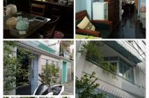 Nhà xinh xắn đường Trần Hữu Trang, 4,5x12 (60m2), 1 trệt 1 lầu + sân thượng có mái