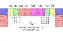 Bán căn 95,54m2 chung cư Booyoung Vina Hà Đông