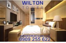 PKD Wilton Tower bán căn hộ offictel, 1-3 PN giá gốc CĐT, Hotline 0909 255 622