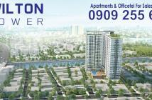 Định cư nước ngoài, bán gấp CH Officetel dự án Wilton Tower giá sốc, LH 0909 255 622
