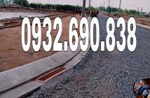 Bán đất tại Đường Đinh Đức Thiện, Bình Chánh, Sài Gòn diện tích 90m2 giá 420 Triệu