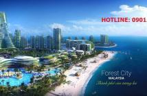 Dự án căn hộ Malaysia gần sát Singapore giá chỉ 3 tỷ