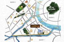 Hot!Hot! CH 3 mặt view sông, ngay TT Q4, kế bên Q1, đối diện công viên 17.6h, 2PN chỉ 2,9 tỷ. LH: 0913656738