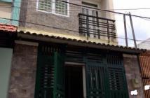 Bán nhà 1 tấm đs 21 Mã Lò– hẻm thông Tân Phú giá 2,4 tỷ