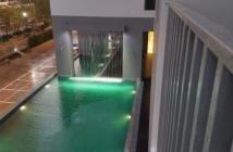 Căn hộ cho thuê 51m2 (2PN,1WC) giá 5tr/tháng, có hồ bơi, phòng tập GYM, siêu thị. LH 0936954235