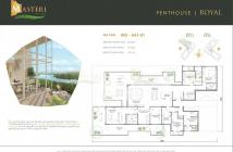 Bán 2 căn penthouse Masteri An Phú. 0905137107