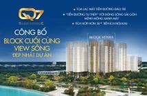 NHẬN GIỮ CHỖ BLOCK VENUS - Block đẹp nhất dự án Q7 SG Riverside Complex.