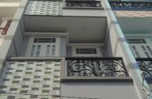 Cần bán nhà tỉnh lộ 10 ngay chợ Bà Hom 1 trệt 3 lầu 1ty830