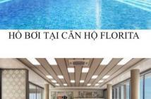 Bán căn hộ Florita, khu Him Lam Q. 7 mới, DT 68m2, 2PN, 2WC