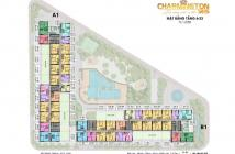 CĐT TTCland mở bán đợt 1 Charmington Iris, Giá chỉ 55tr/m2 – 3,2 tỷ/căn/2PN 69m2
