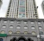 Cần bán gấp căn hộ chung cư The Flemington, quận 11, diện tích 86m2, 2PN, nội thất đầy đủ