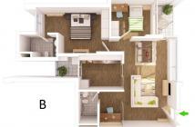 Căn hộ chung cư Gò Vấp giá rẻ, nhiều tiện ích hấp dân, VIEW hồ bơi, nhà thờ, khu dân cư yên tĩnh