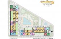 Charmington Iris 50m2- 68m2- 90m2 – MT Tôn Thất Thuyết, View Sông Sài Gòn, Mở bán đợt 1
