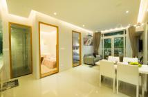 Cho thuê căn hộ cao cấp Angia Star - Bình Tân. + Diện tích: 63m2 (2PN, 1WC).