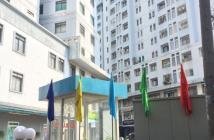 Cần bán căn hộ chung cư Tôn Thất Thuyết Q.4 dt 62m, 2 phòng ngủ, 2.25 tỷ, sổ hồng, tặng 1 số nội thất, nhà rộng rãi, thoáng mát, n...
