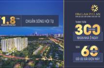Mở bán 150 căn hộ Cuối Cùng Him Lam Phú An Ngay Cầu Rạch Chiếc Giá 1,8 tỷ/căn, 69m2, 2 Phòng Ngủ.