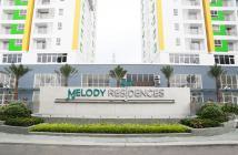 Duy nhất chỉ 03 căn shop cuối cùng khu căn hộ Melody Âu Cơ từ CĐT Hưng Thịnh. LH 0916752112