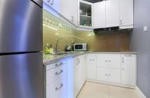 Cần bán căn hộ cao cấp Icon 56, 3 phòng 92.15m2 mặt tiền Bến Vân Đồn giá 6.6 tỷ LH: 0933639818