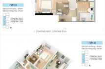 Bán căn hộ chung cư tại dự án Citi Esto, Quận 2, Hồ Chí Minh. Diện tích 59m2, giá 27 triệu/m²