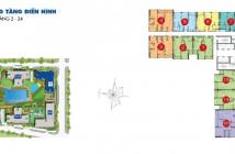 Bán gấp căn hộ tầng thấp view nội khu block G3 2PN, 70m2 giá chỉ 2,27 tỷ LH 0933383009