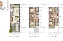 Cần bán gấp Biệt thự liền kề dự án LAVILA Kiên Á, Nguyễn hữu Thọ, Nhà Bè. Giá 6.5 tỷ đã nhận nhà.