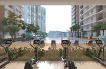 Căn góc 2PN Golden Mansion view hồ bơi nội khu tầng trung giá tốt LH 0933383009