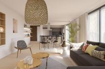 Xuất cảnh bán gấp căn hộ Scenic valley 77m2 căn góc lầu cao thoáng mát , nội thất Châu âu giá rẻ