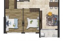 Bán nhanh Golden Mansion 2PN 68m2 hướng CV Gia Định giá 2,95 tỷ - 0933383009
