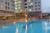 Cần bán căn hộ Green Park quận Bình Tân 1pn-1wc , dt 49.4m2 view 2 mặt thoáng , full nội thất - Giá 980tr